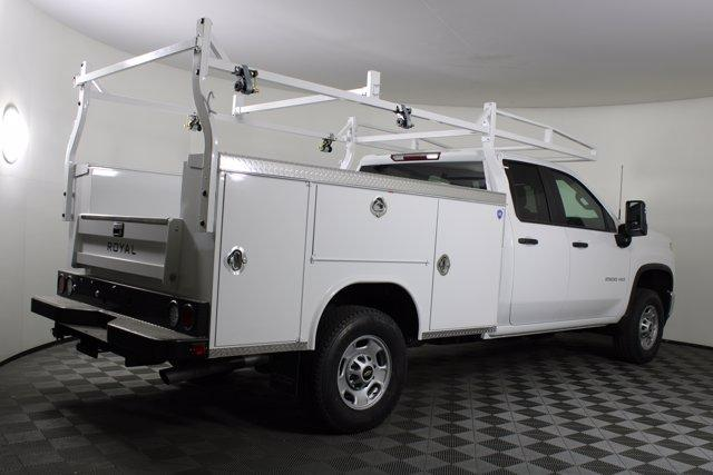 2020 Chevrolet Silverado 2500 Double Cab 4x4, Royal Service Utility Van #D100400 - photo 7