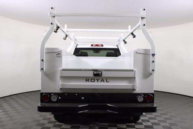 2020 Chevrolet Silverado 2500 Double Cab 4x4, Royal Service Utility Van #D100400 - photo 8