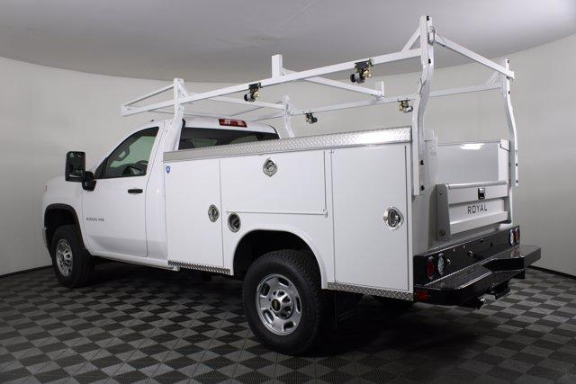 2020 Chevrolet Silverado 2500 Double Cab 4x4, Royal Service Utility Van #D100400 - photo 1