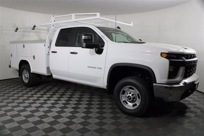 2020 Chevrolet Silverado 2500 Double Cab 4x4, Royal Service Utility Van #D100400 - photo 3