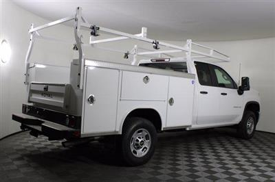 2020 Chevrolet Silverado 2500 Double Cab 4x4, Cab Chassis #D100400 - photo 6