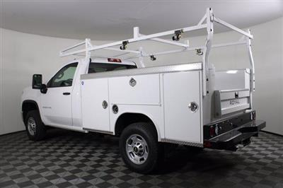 2020 Chevrolet Silverado 2500 Double Cab 4x4, Royal Service Utility Van #D100400 - photo 2