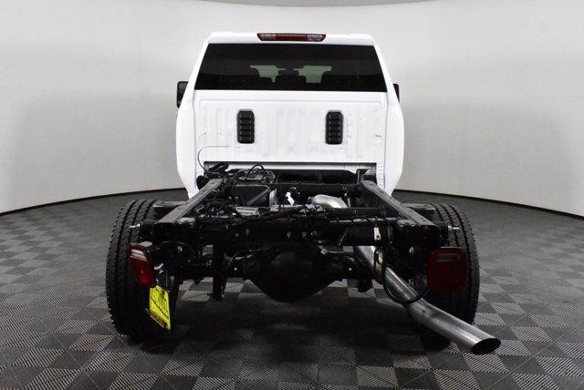2020 Chevrolet Silverado 2500 Double Cab 4x4, Cab Chassis #D100401 - photo 1
