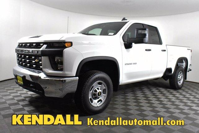 2020 Silverado 2500 Double Cab 4x4, Pickup #D100404 - photo 1