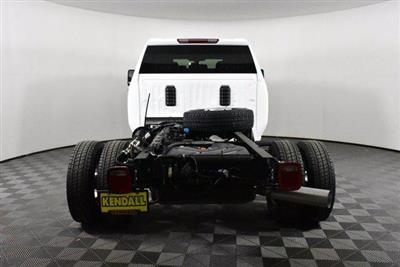 2020 Chevrolet Silverado 3500 Crew Cab DRW 4x4, Cab Chassis #D100406 - photo 2