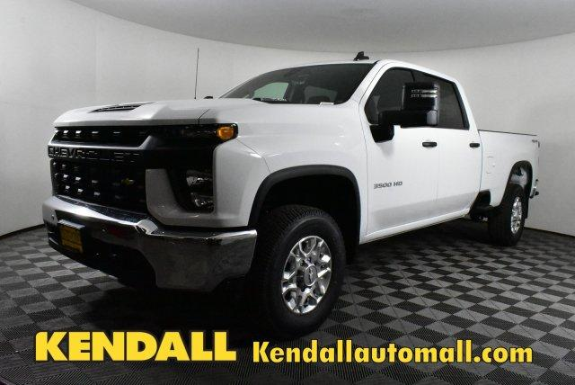 2020 Silverado 3500 Crew Cab 4x4, Pickup #D100408 - photo 1