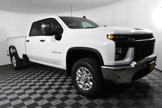 2020 Silverado 3500 Crew Cab 4x4, Pickup #D100408 - photo 4