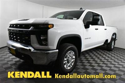 2020 Silverado 3500 Crew Cab 4x4, Pickup #D100409 - photo 1