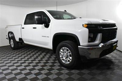 2020 Silverado 3500 Crew Cab 4x4, Pickup #D100409 - photo 4
