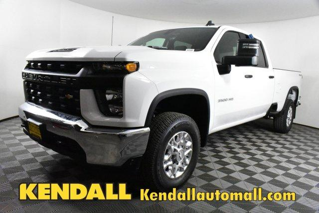 2020 Silverado 3500 Crew Cab 4x4, Pickup #D100410 - photo 1