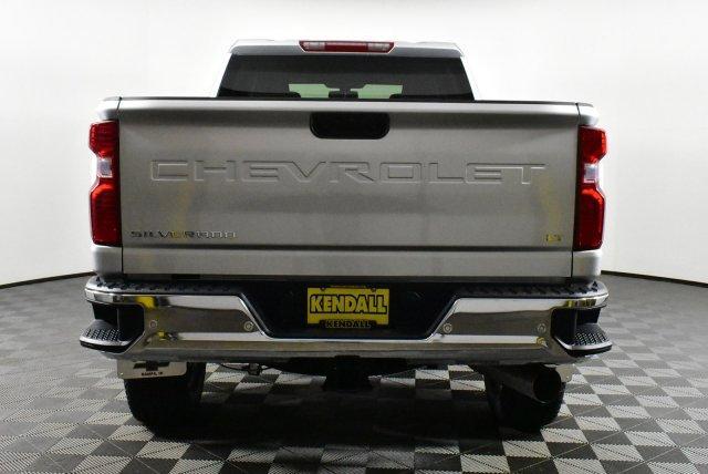 2020 Silverado 2500 Crew Cab 4x4, Pickup #D100417 - photo 6