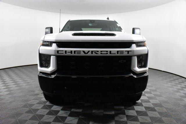 2020 Silverado 2500 Crew Cab 4x4, Pickup #D100420 - photo 3