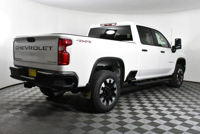 2020 Silverado 2500 Crew Cab 4x4, Pickup #D100420 - photo 6