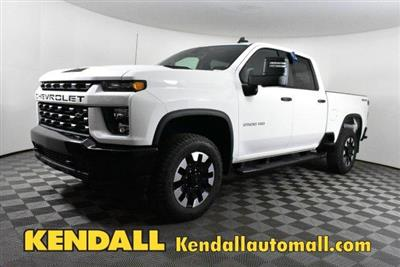 2020 Silverado 2500 Crew Cab 4x4, Pickup #D100420 - photo 1