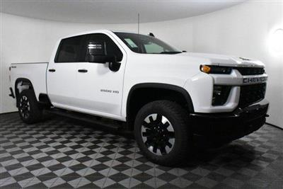 2020 Silverado 2500 Crew Cab 4x4, Pickup #D100420 - photo 4