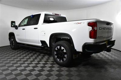2020 Silverado 2500 Crew Cab 4x4, Pickup #D100420 - photo 2