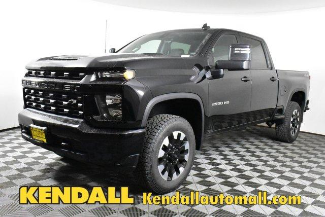 2020 Silverado 2500 Crew Cab 4x4, Pickup #D100421 - photo 1