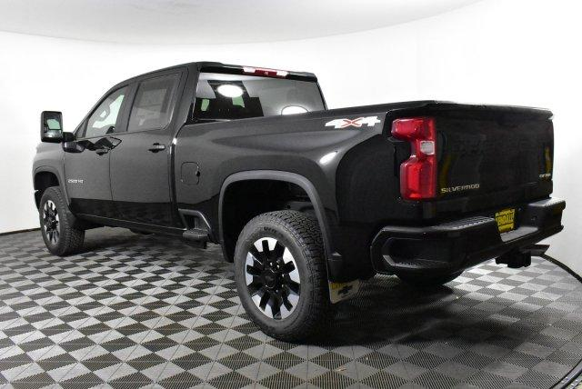 2020 Silverado 2500 Crew Cab 4x4, Pickup #D100421 - photo 2