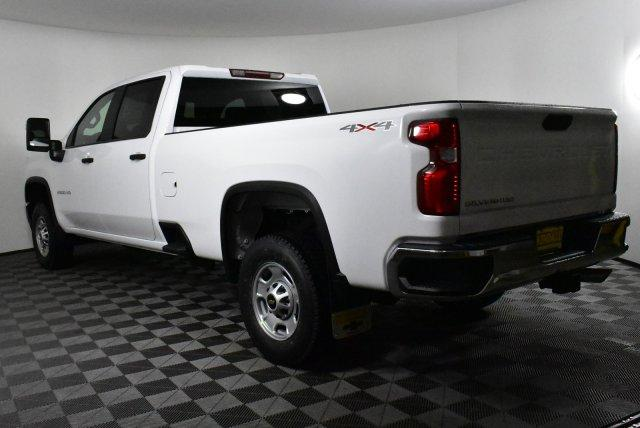 2020 Silverado 2500 Crew Cab 4x4, Pickup #D100422 - photo 1