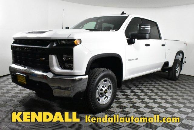 2020 Silverado 2500 Crew Cab 4x4, Pickup #D100424 - photo 1