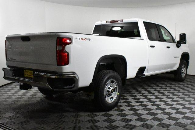 2020 Silverado 2500 Crew Cab 4x4, Pickup #D100424 - photo 5
