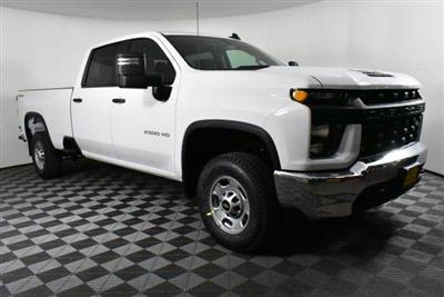 2020 Silverado 2500 Crew Cab 4x4, Pickup #D100424 - photo 3