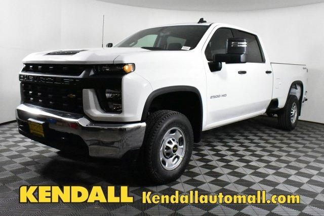 2020 Silverado 2500 Crew Cab 4x4, Pickup #D100425 - photo 1