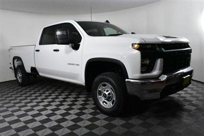 2020 Silverado 2500 Crew Cab 4x4, Pickup #D100425 - photo 3