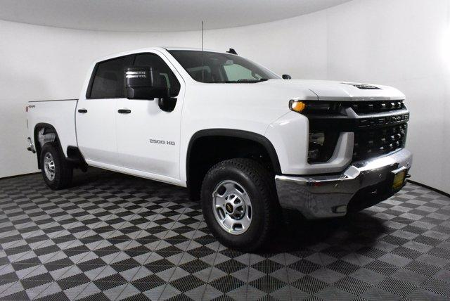 2020 Chevrolet Silverado 2500 Crew Cab 4x4, Pickup #D100437 - photo 3