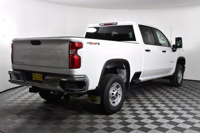 2020 Chevrolet Silverado 2500 Crew Cab 4x4, Pickup #D100437 - photo 5