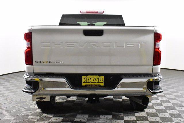 2020 Silverado 2500 Crew Cab 4x4, Pickup #D100437 - photo 6