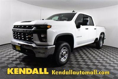 2020 Chevrolet Silverado 2500 Crew Cab 4x4, Pickup #D100437 - photo 1