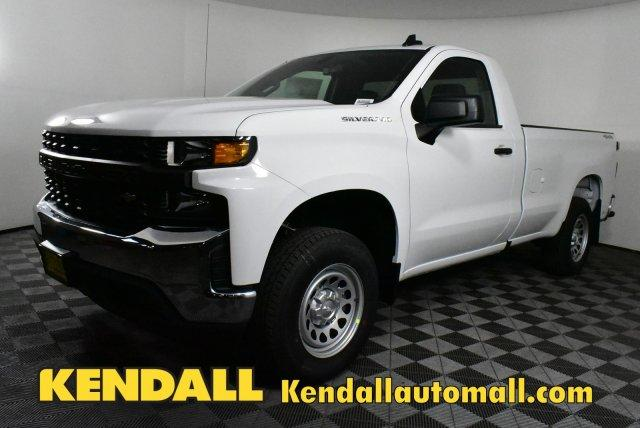 2020 Silverado 1500 Regular Cab 4x4, Pickup #D100439 - photo 1
