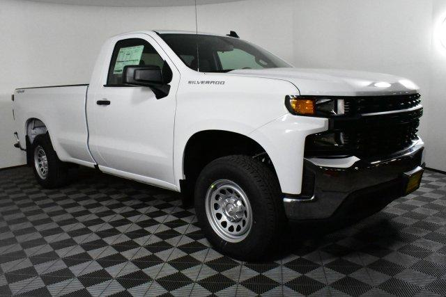 2020 Silverado 1500 Regular Cab 4x4, Pickup #D100439 - photo 3
