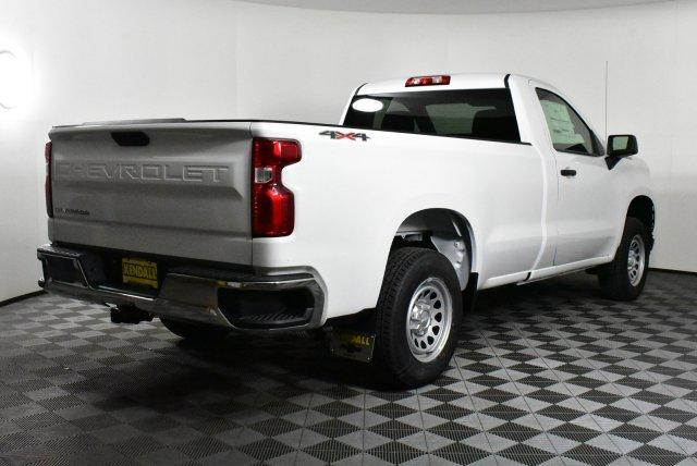 2020 Silverado 1500 Regular Cab 4x4, Pickup #D100439 - photo 6