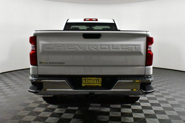 2020 Silverado 1500 Regular Cab 4x4, Pickup #D100439 - photo 7