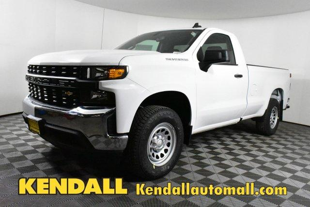 2020 Silverado 1500 Regular Cab 4x2, Pickup #D100442 - photo 1