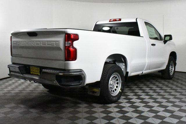 2020 Silverado 1500 Regular Cab 4x2, Pickup #D100442 - photo 7