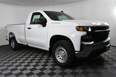 2020 Silverado 1500 Regular Cab 4x2, Pickup #D100442 - photo 4