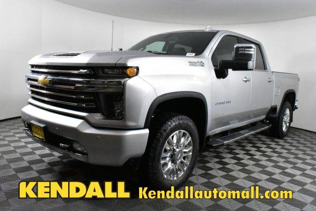 2020 Silverado 2500 Crew Cab 4x4, Pickup #D100446 - photo 1