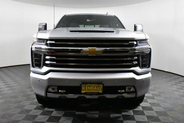 2020 Silverado 2500 Crew Cab 4x4, Pickup #D100446 - photo 3