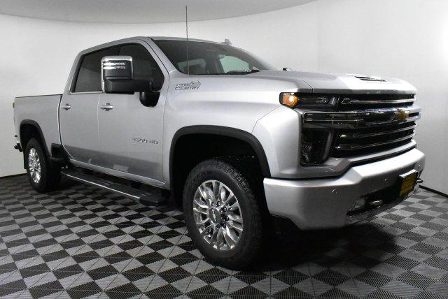 2020 Silverado 2500 Crew Cab 4x4, Pickup #D100446 - photo 4