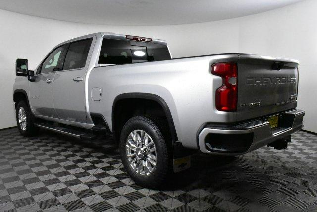 2020 Silverado 2500 Crew Cab 4x4, Pickup #D100446 - photo 2