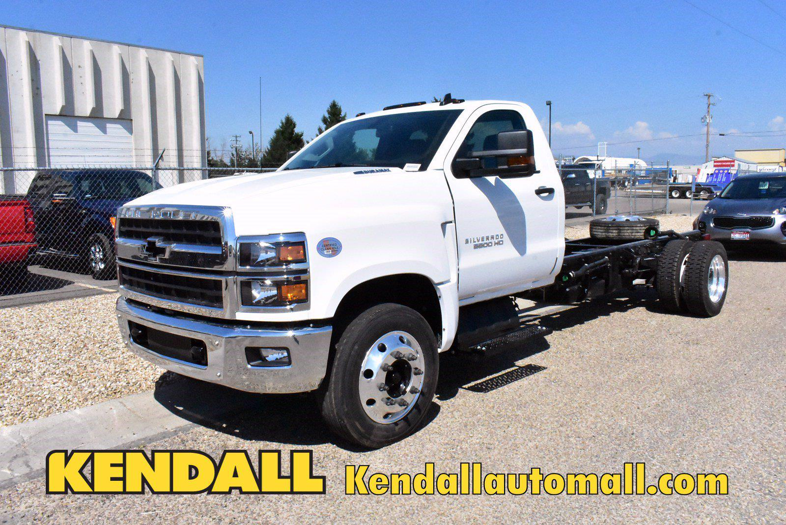 2020 Chevrolet Silverado 5500 DRW 4x2, Cab Chassis #D100456 - photo 1