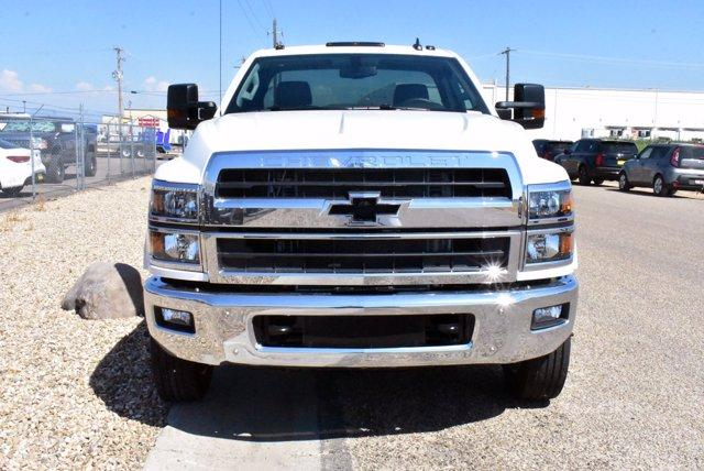 2020 Chevrolet Silverado Medium Duty Regular Cab DRW 4x2, Cab Chassis #D100456 - photo 3