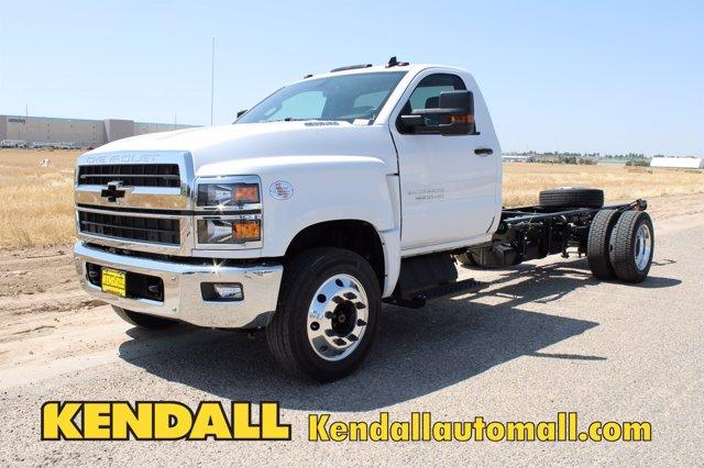 2020 Chevrolet Silverado Medium Duty Regular Cab DRW RWD, Cab Chassis #D100457 - photo 1