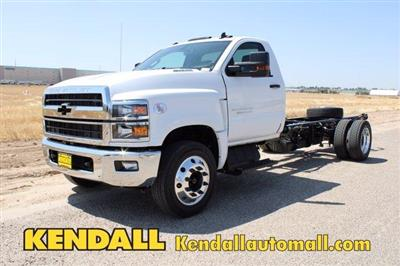 2020 Chevrolet Silverado Medium Duty Regular Cab DRW 4x2, Cab Chassis #D100457 - photo 1
