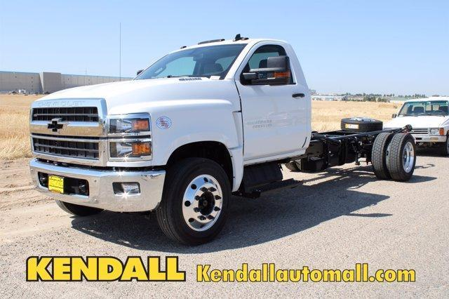 2020 Chevrolet Silverado 5500 DRW 4x2, Cab Chassis #D100458 - photo 1