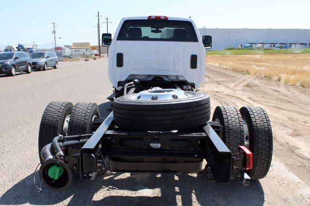 2020 Chevrolet Silverado Medium Duty Regular Cab DRW RWD, Cab Chassis #D100458 - photo 2