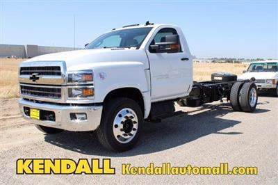 2020 Chevrolet Silverado Medium Duty Regular Cab DRW RWD, Cab Chassis #D100458 - photo 1